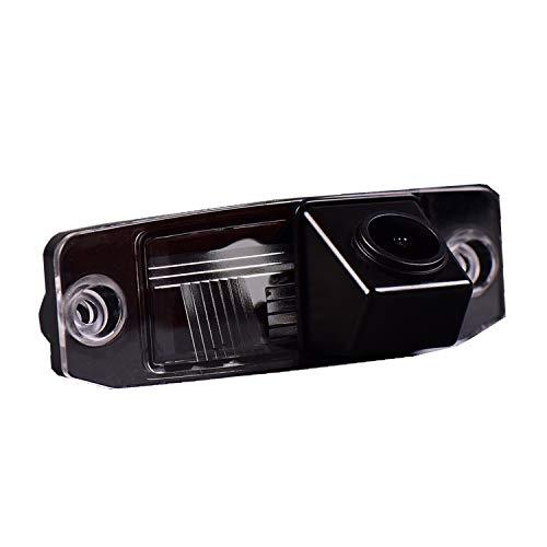 Caméra de recul arrière de Plaque d'immatriculation Vision Nocturne IP68 étanche pour Hyundai Accent Sonata ElantraTuscon KIA Sorento/Sportage SRT8 Chrysler 300/300c/300M/SRT8/Magnum/Sebring