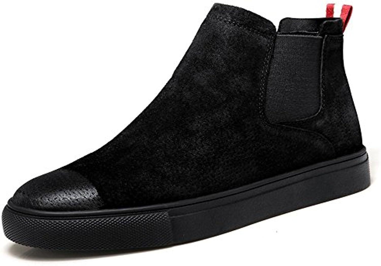 Männer lässige schuhe casual mode chelsea boots Männer mode   stiefel B 42männer lässige schuhe casual chelsea