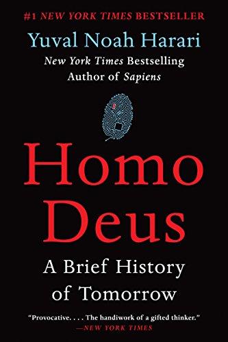 Homo Deus por Yuval Noah Harari