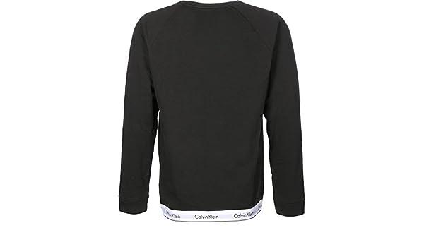 Shirt Sweat Accessoires Détente Vêtements Klein Homme De Calvin Et Noir gTt4nxqt