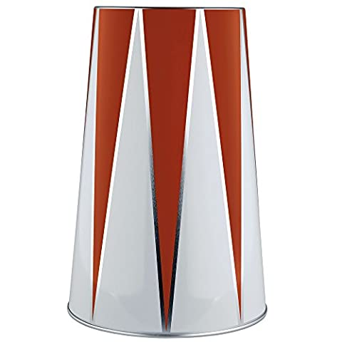 Alessi MW32 Circus Thermo insulated bottle stand in tinplate with decoration