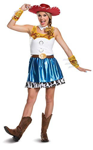 Jessie Glam Fancy dress costume Small