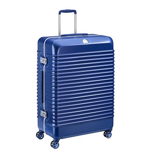 DELSEY PARIS Bastille Frame Koffer, 76 cm, 100 liters, Blau (Bleu Marine)