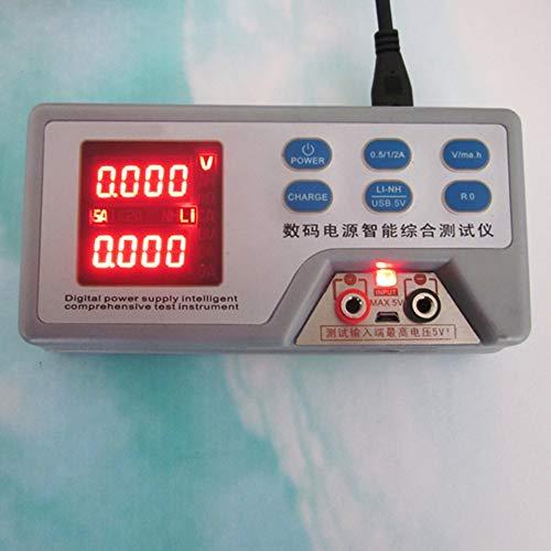 Wotefusi Digital Power Supply Test Instrument Präzision Lab Equipment Tool Anzeigen, MEHRWEG