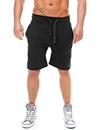 Short de jogging 'Matrix' par Crosshatch pour homme