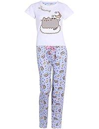 Licensed_Primark - Pijama - para Mujer Marfil Small 38-40