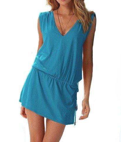waooh-camisas-para-mujer-azul-azul-talla-unica