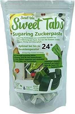 Sweet Tabs 24° Grün