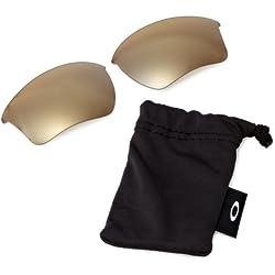 Oakley Repl. Lens Half Jacket 2.0 XL l Gold Iridium Polarized