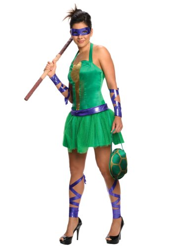 Rubie's Kostüm Donatello TMNT Frauen
