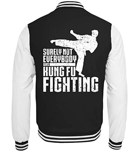 Chorchester Ideal für Kung Fu Kampfsport Fans - College Sweatjacke -