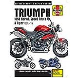 Triumph Daytona 675 R Street Triple R Ab Modelljahr 2006 Reparaturanleitungen Schermer F J Bücher