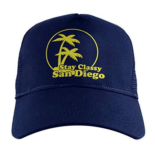 (Stay Classy San Diego Anchorman, Trucker Cap)