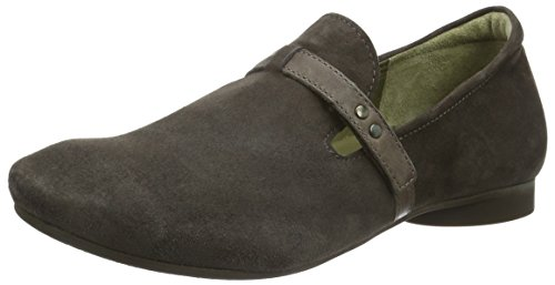 Think Damen Guad Slipper, Braun (Kred/Kombi 23), 42 EU