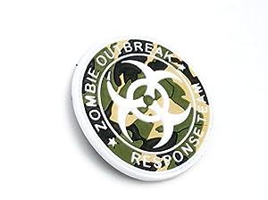 Zombie Response Team Sac à dos Multicam foyer Airsoft Patch