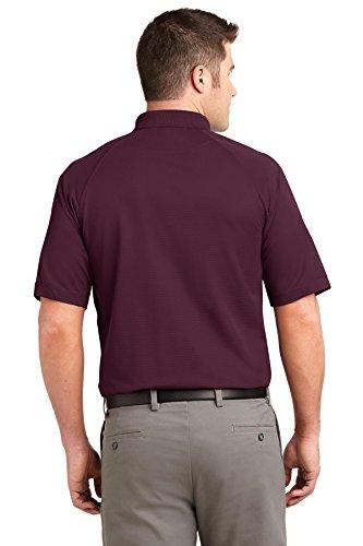 Port Authority Dry Zone; Ottomane Sport Shirt K525 Rot - Maroon