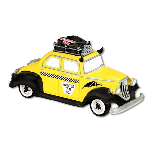 Dept 56 - Halloween Village - Haunted Taxi von Departments 56-56.53213