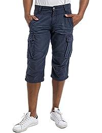 Timezone Tyrontz Cargo 3/4 Pants - Short - Homme