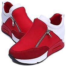 Zarupeng Zapatos Deportivos Respirables de Los Deportes Zapatos Deportivos Zapatillas de Deporte Zapatos Corrientes de Las