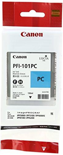 Canon 0887B001 PFI-101PC IPF 5000 Inkjet / getto d'inchiostro Cartuccia