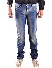 Dolce E Gabbana Jeans Uomo MCBI0992718O Cotone Blu 1c11c76e307