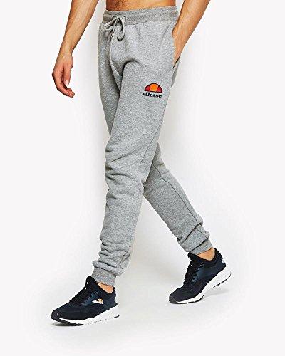 Ellesse Ovest Pantalones, Hombre, Gris (ATH Grey), XL