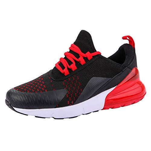 ODRD [EU39-EU49] Schuhe Mens Sneakers Mesh Ultraleichte, Atmungsaktive, athletische Laufschuhe Hot Stiefel Sneaker Wanderstiefel Combat Hallenschuhe Worker Boots Laufschuhe ()