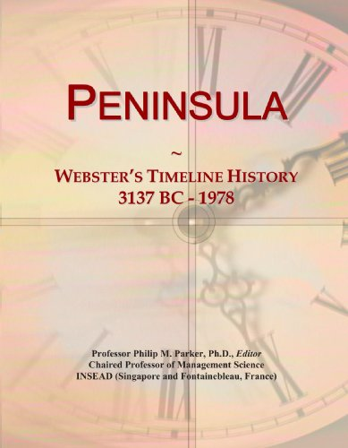 peninsula-websters-timeline-history-3137-bc-1978