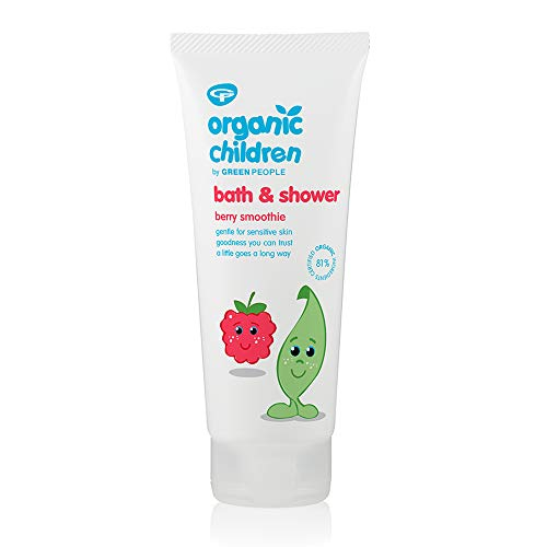 Green People Kinder Bad & Dusche - Berry Smoothie 200ml -
