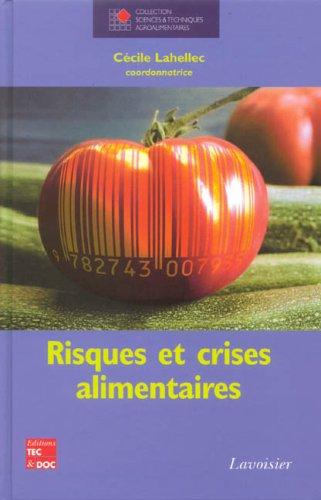 Risques et crises alimentaires par Collectif