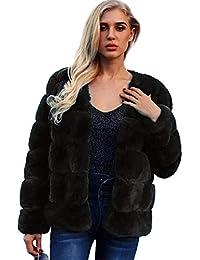 super popular 3c3f7 333d6 Amazon.it: Giacca Pelo Donna - Giacche e cappotti / Donna ...