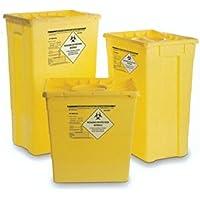 ABM Italia SC50MONO Abfallbehälter mit einem Deckel, 50 L