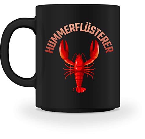 Chorchester Für Hummerflüsterer Und Hummer Fans - Tasse -M-Schwarz