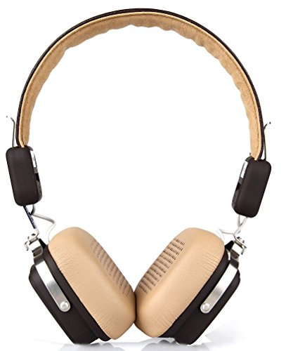 BoAt Rockerz 600 Bluetooth Headphones (Brown)