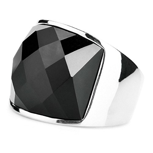 epinkifashion-jewelry-mens-large-stainless-steel-ringss-cz-silver-black-vintage-polished-size-n-1-2