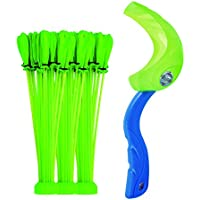 X-Shot Bunch O Balloons Single Launcher with 3 Pack Balloons