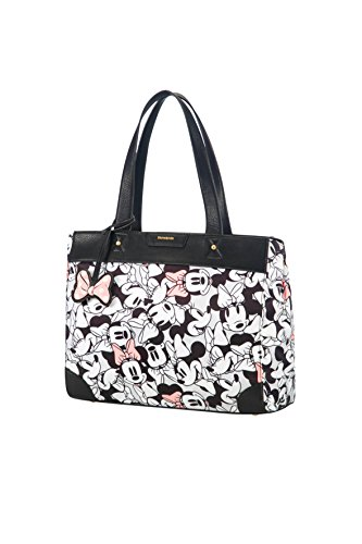 SAMSONITE Disney Forever - Shoulder Bag Sac bandoulière, 48 cm, 17 liters, Multicolore (Minnie Pastel) (Disney Tasche)