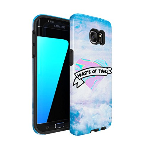 waste-of-time-holographic-tie-dye-heart-stars-space-samsung-galaxy-s7-edge-silicone-inner-outer-hard