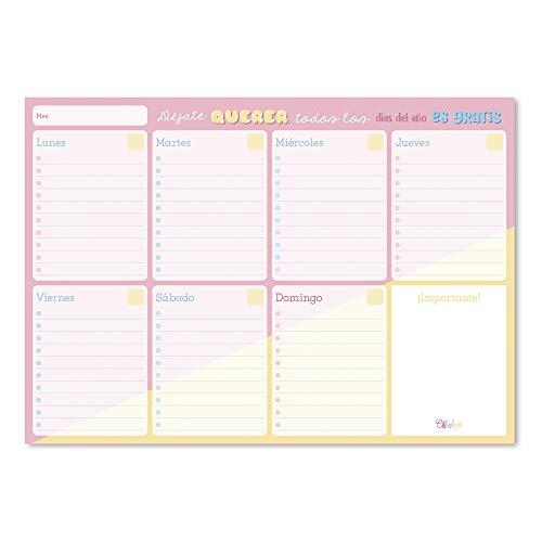 Calendarios, agendas y organizadores personales
