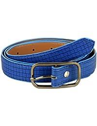 Tiekart women blue belt