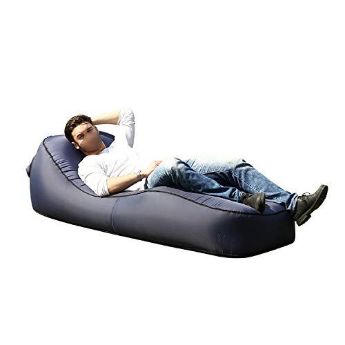 wall-8-CC Outdoor Schlafsack aufblasbar Sofa für Tourismus Camping Matratze Strand Lazy Bag Bett Air Hängematte Bett Camping Angelstuhl -