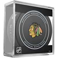 Chicago Blackhawks Official Game Puck