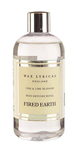 Wax Lyrical 250ml Chai und Lime Blossom Diffuser - Vanille öle ätherische Gewürz