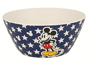 Mickey Mouse Cuenco Bambu Conico De Mickey Mouse