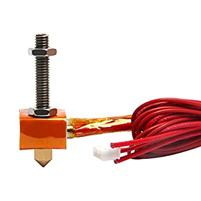 Geeetech Extruder Hotend for Prusa i3 3D printer by Geeetech