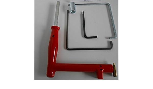 Fenster Montage-Set Roto Einstellwerkzeug bayram
