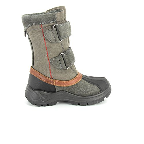 Naturino Rain-Step Avoriaz 162-0013501134-01 Kinder Winterstiefel grau