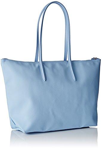 Lacoste NF1888PO, Sac Bandouliere Femmes, 29.5 x 14 x 35 cm Powder Blue