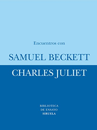Encuentros con Samuel Beckett/ Encounters with Samuel Beckett