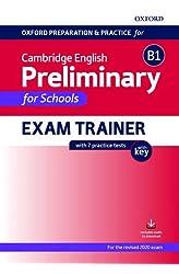 Descargar gratis Oxford Preparation and Practice for Cambridge English: Oxford Preparation & Practice for Cambridge English Preliminary for School Exam Trainer with Key en .epub, .pdf o .mobi